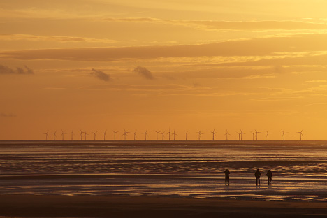 Energía eólica marina, tecnología offshore  (2/5)