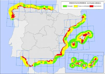 Energía eólica marina, tecnología offshore  (5/5)