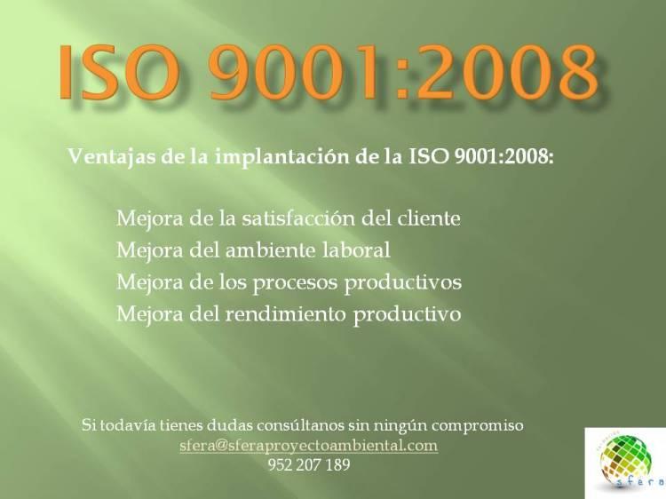 publicidad ISO