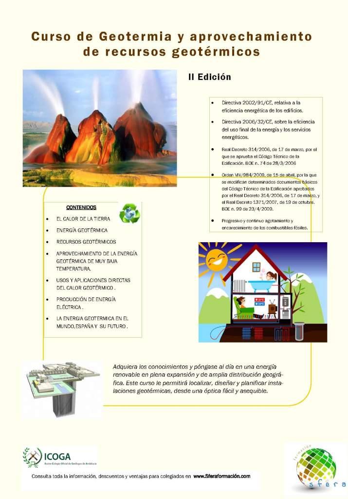 curso geotermia
