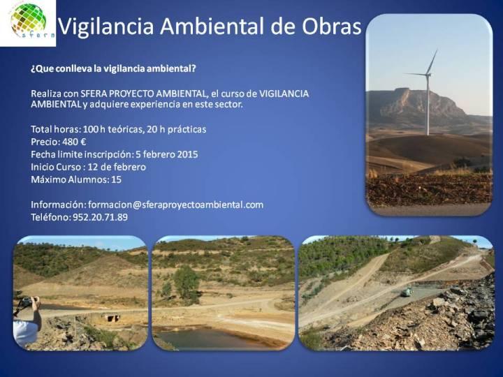 Vigilancia Ambiental de Obras