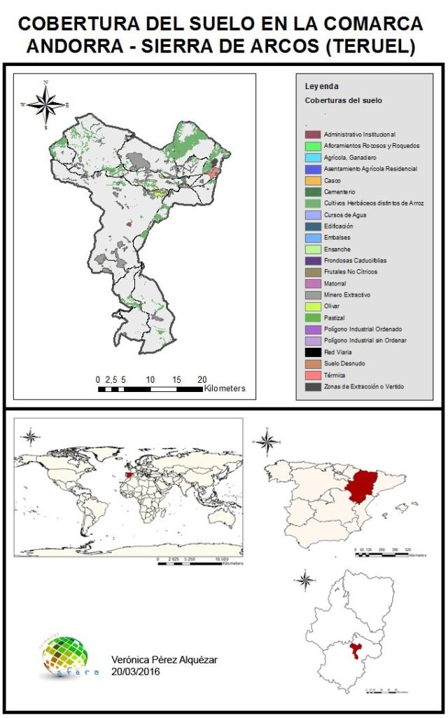 Curso Sistemas de Información Geográfica aplicado a la Ordenación del territorio