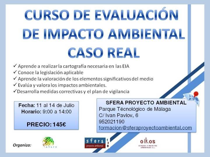 evaluación de impacto ambiental malaga