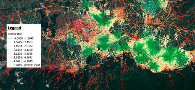 Iniciación a los Sistemas de Información Geográfica con Software LibreQGIS