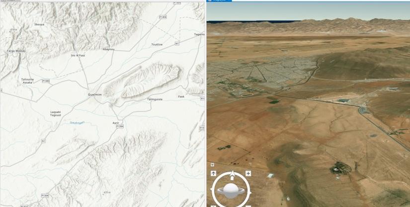 Estudios de Impacto Ambiental Marruecos / Études d'Impact Environnemental auMaroc